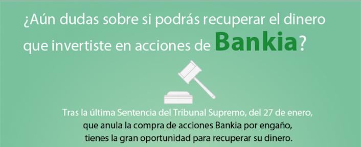 Sentencia Tribunal Supremo Bankia